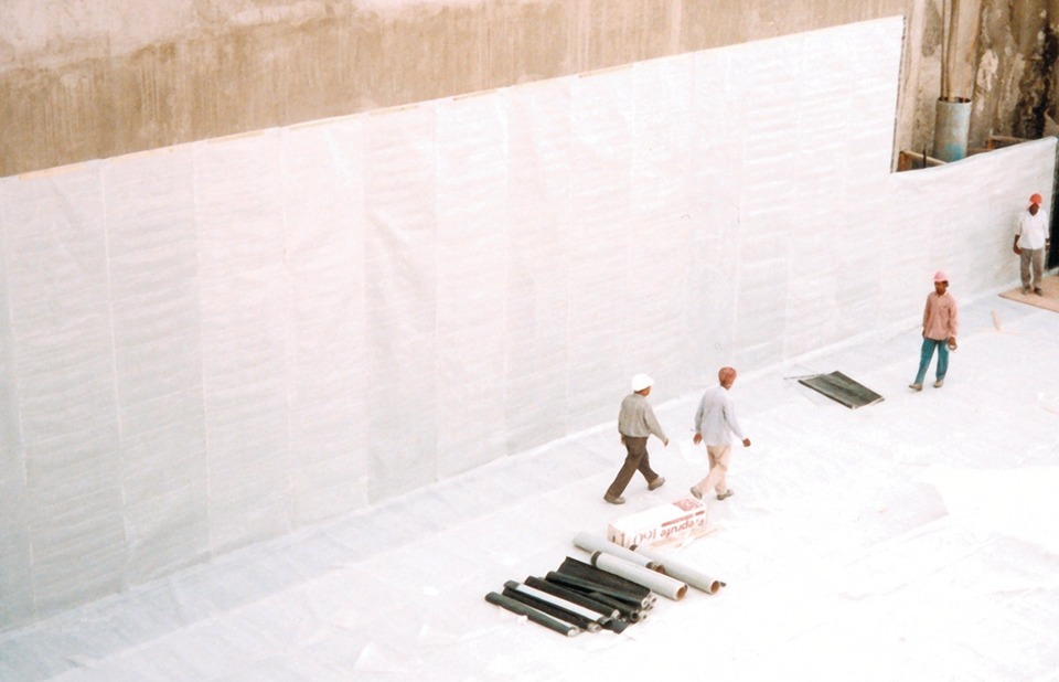 Best Services of waterproofing membrane for concrete